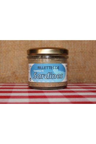 Rillettes de sardine conserve maison saint lo - Conserve de sardines maison ...