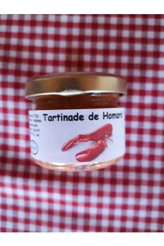 tartinade de homard