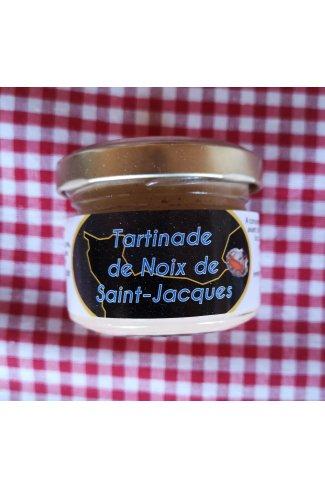 Tartinade de Noix de Saint-jacques