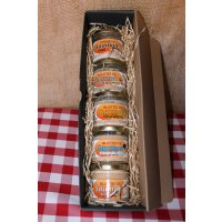 Coffret Gourmand au Saumon
