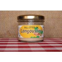 Rillettes de langoustine